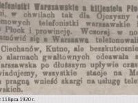 Telefonistki warszawskie a klientela płocka