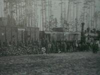 Pociąg pancerny Paderewski nad Ptyczą 1920 / źródło:  forum.odkrywca.pl