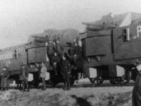 Pociąg pancerny Pierwszy Marszałek / źródło: jpilsudski.org