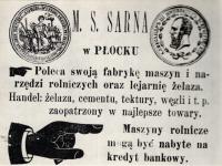 Zwłaszcza lejarnia żelaza przyda się podczas wojny / źródło: StefańskiJ. - Dzieje Fabryki Maszyn Żniwnych...,  Warszawa 1986