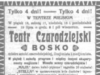 Teatr Czarodziejski Bosko