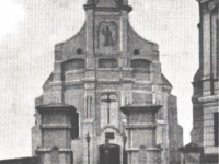 W Farze było pusto na nabożeństwie / źródło: Nowowiejski A.J. - Płock monografia historyczna. Płock 1931