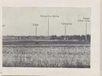 Zdjęcie panoramiczne okolic Lidy 1920 / źródło: Kozicki S. - Bój pod Lidą.  Warszawa 1930
