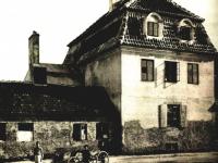 P. Mojżesz Altberg prezesował żydowskiemu Domowi Starców / źródło: Bilska-Ciećwierz M. - Kiedy stała się...,  Płock 2018