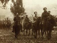 20 lipca 1920  r. na polską stronę przeszedł 1. kubański pułk kozacki / źródło: slowopolskie.org