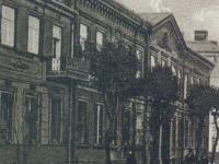 Budynek Towarzystwa Rolniczego ul. Kościuszki 8 / źródło:-Supeł C.  Płock 1920. Warszawa-2010