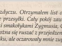 Fragment wspomnień L. Rościszewskiego / źródło: Szatkowska L. - Szara legenda. Płock 2010