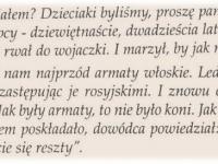 Fragment wspomnień A. Pankowskiego / źródło: Szatkowska L. - Szara legenda. Płock 2010