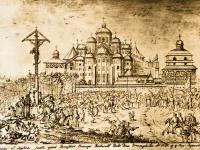 Sobór św. Zofii w Kijowie / źródło: wikipedia.com