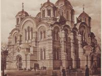 Sobór św. Włodzimierza w Kijowie / źródło:  mojagalicja.wordpress.com