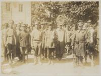 Jeńcy rosyjscy. Białoruś 1919 r. / źródło: przystanekhistoria.pl