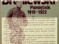 Wpis z 29 czerwca / źródło: Broniewski W. - Pamiętnik 1918-1922. Warszawa 1984