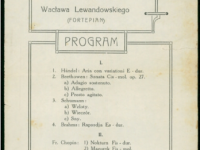 Wydrukowano w Drukarni Kurjera Płockiego w 1920 r. / źródło: Polona