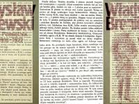 Wpis z 4 sierpnia 1920 r. / źródło: Broniewski W. - Pamiętnik 1918-1922. Warszawa 1984