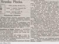 Więziennictwo w Płocku
