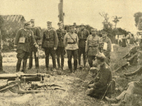 Gen. J. Haller na froncie 1920 r. / źródło: generał-haller.pl