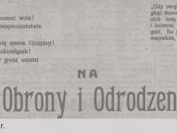 Pożyczka Odrodzenia i Obrony Polski