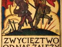Zwycięstwo od nas zależy / źródło: wielkahistoria.pl