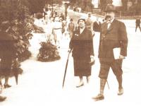 Maria i Aleksander Macieszowie / źródło: Stogowska A. - W służbie..., Płock 2013