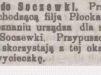 Wycieczka do Soczewki