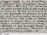 Przedsiębiorstwo Przewozowe Transport Polski