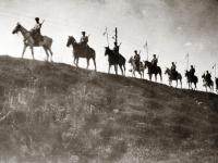 Kawaleria polska 1920 / źródło:  wikipedia.org