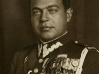 Mjr E. Czuruk. - W 1920 r. dowodził 5. plutonem Żandarmerii Wojskowej w Płocku / źródło: plock.wyborcza.pl