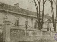 Szpital Żydowski im. Fogla przy ul. Misjonarskiej / źródło: JewishPlock.eu