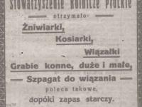 Stowarzyszenie Rolnicze Płockie