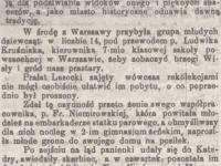 Z Warszawy do Płocka