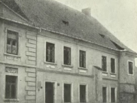 Budynek TNP 1917 /źródło: Nowowiejski A.J. - Płock monografia historyczna. Płock 1931