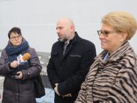 Konferencja prasowa natemat Mediateki  - 2 grudnia 2019 r. / fot.: Archiwum