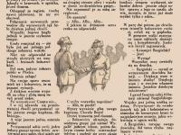 Bohaterski drucik, fragment, Wiarus 1930 nr2 s. 39