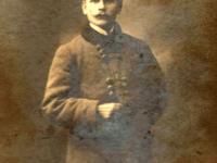 Władysław Nowicki, lata 20. XX w. / fot.zarchiwum rodzinnego Wojciecha Hetkowskiego