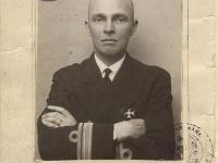 Stefan de Walden (fot.zarchiwum rodzinnego K. de Walden-Gałuszko)