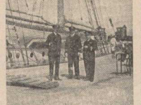 Z podróży Iskry, Morze 1930 r., nr12, s. 3