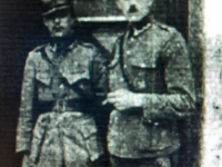 Porucznik Feliks Waluszewski imajor Janusz Mościcki, żródło Mazowsze Płockie iKujawy 1930 r. nr11 s. 72