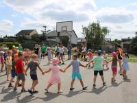 """Piknik """"Lato wkolorze zielonym"""" / fot.: Archiwum KP"""