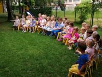 Dzień Ojca wprzedszkolu / fot.Archiwum KP