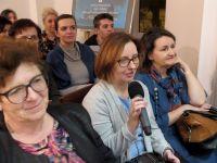 """Spotkanie zJarosławem Waneckim ipromocja jego książki """"Niebo gwiaździste"""" / fot.: Archiwum KP"""