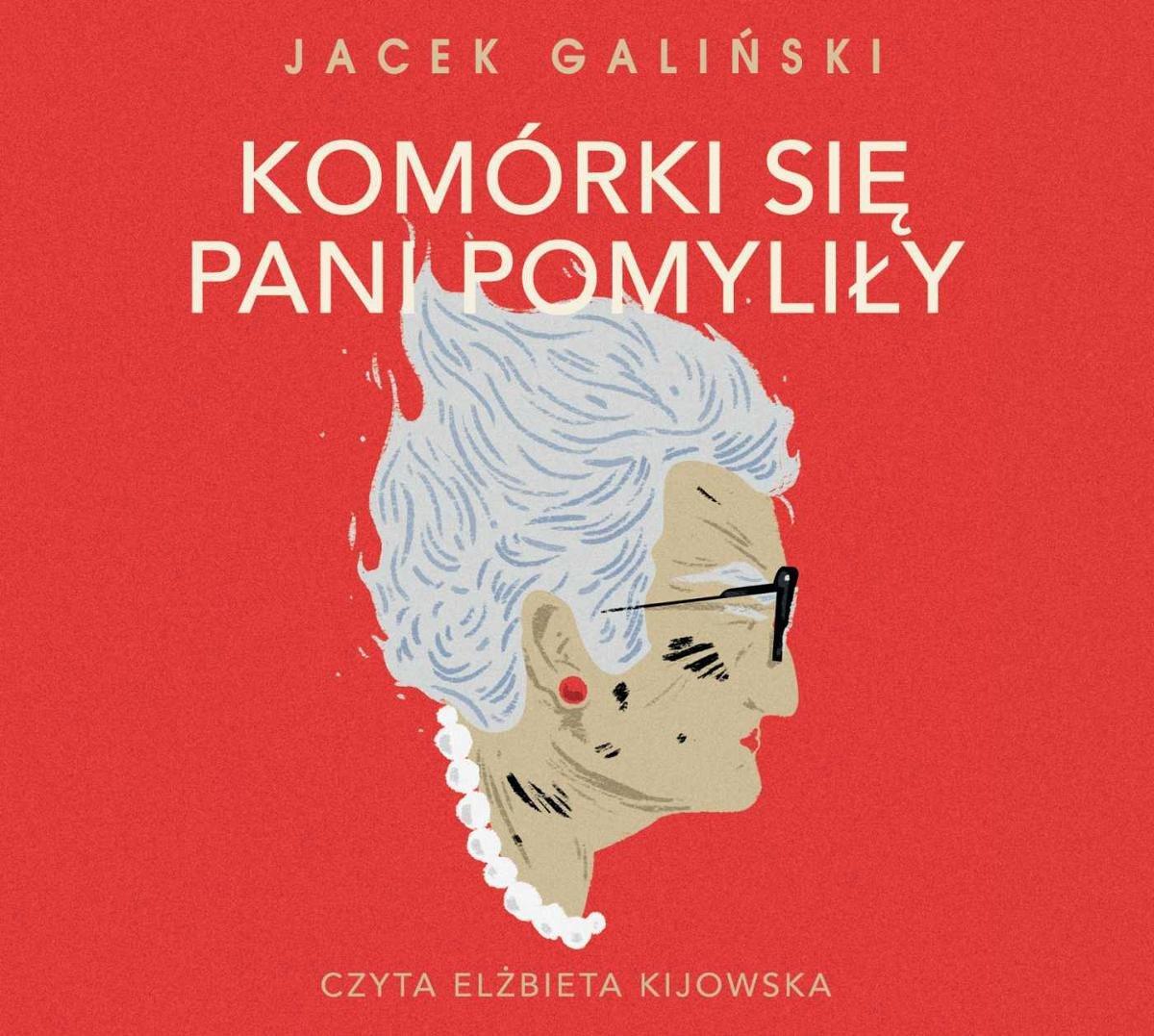 Jacek Galiński  – Komórki się pani pomyliły