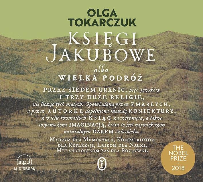 Olga Tokarczuk – Księgi Jakubowe