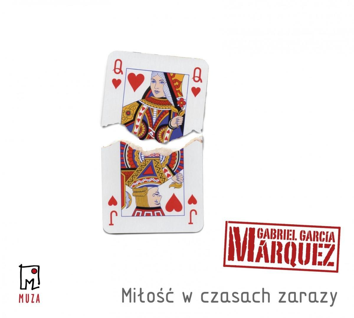 Gabriel Garcia Marquez  – Miłość w czasach zarazy