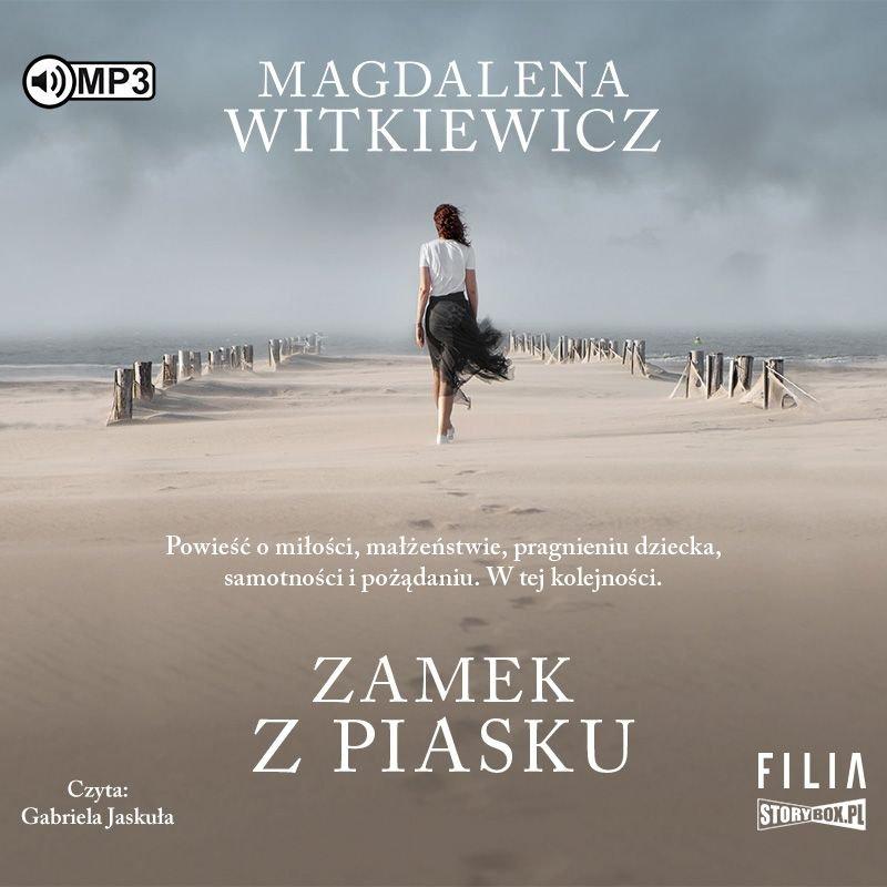 Magdalena Witkiewicz   – Zamek z piasku