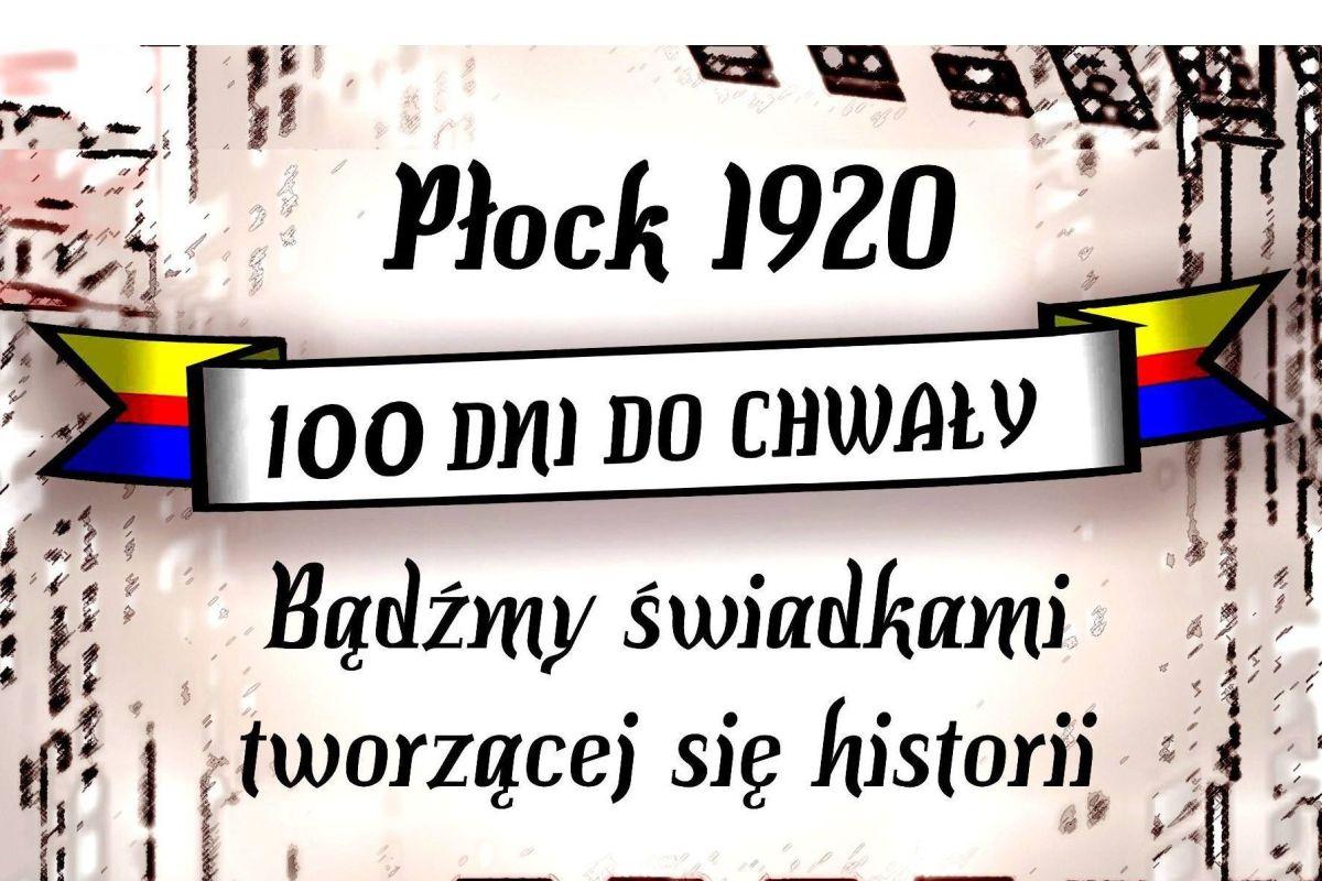 Czym żył Płock w 1920 roku?