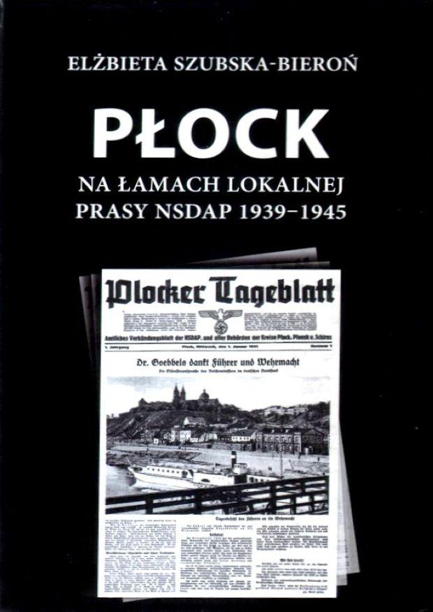 Płock w prasie NSDAP