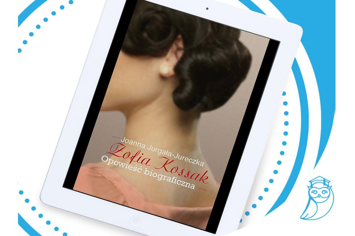 "E-book lipca – ""Zofia Kossak"""