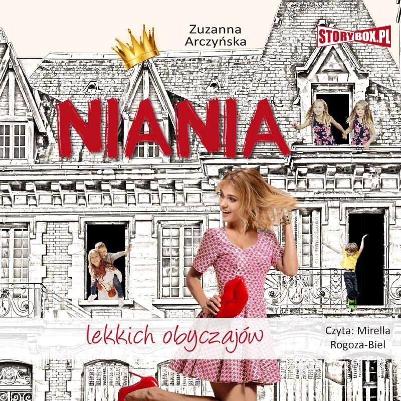 Zuzanna Arczyńska – Niania lekkich obyczajów