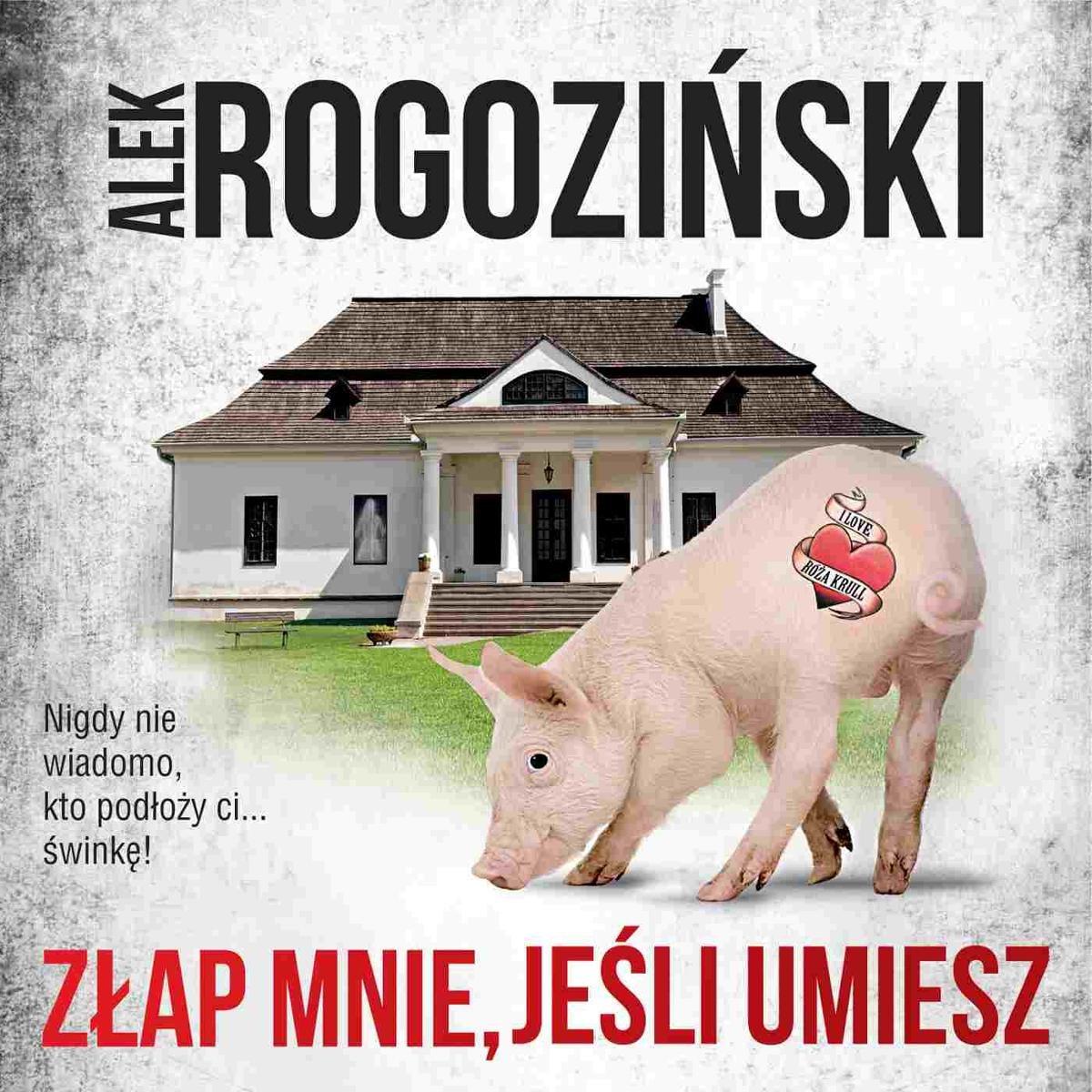 Alek Rogoziński – Złap mnie, jeśli umiesz