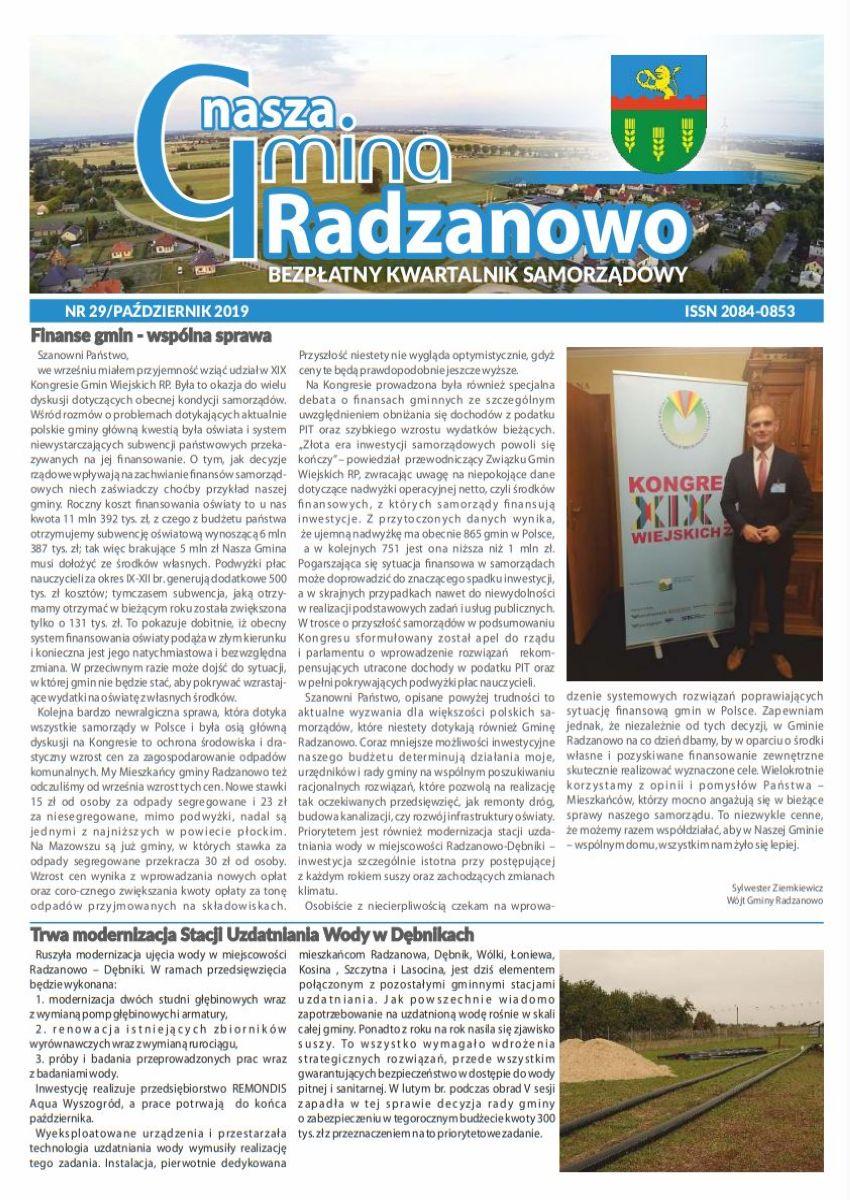 Nasza Gmina Radzanowo